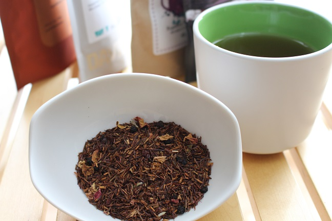 red tea small
