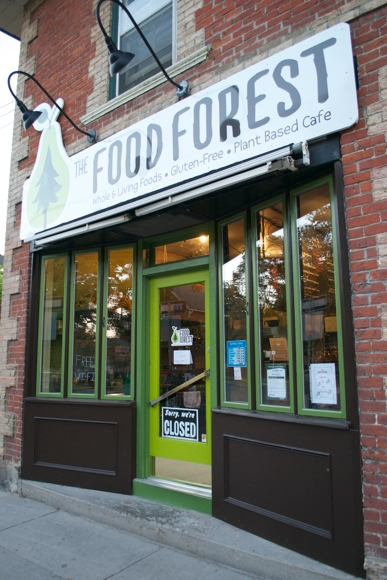The Food Forest, Gluten Free, Plant Based Cafe
