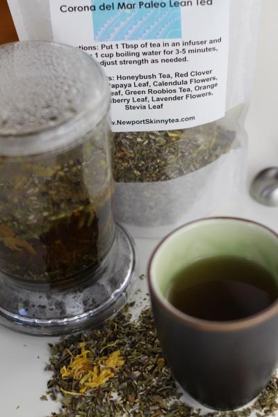 Corona Del Mar Paleo Lean Tea